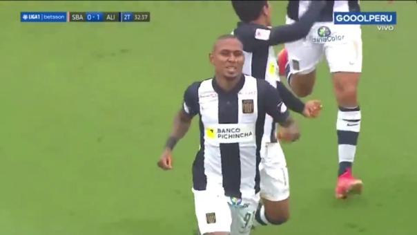 Así fue el gol de Arley Rodríguez