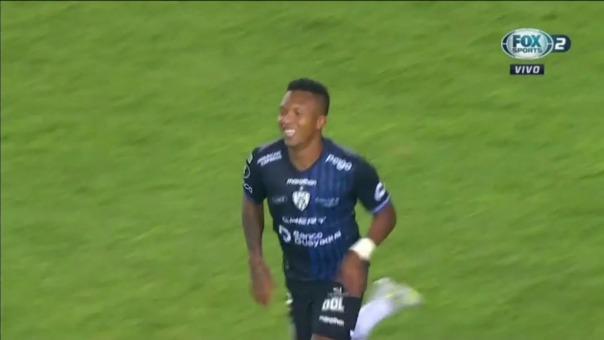 Universitario 0-1 Independiente del Valle: así fue el gol  Jhon Sánchez