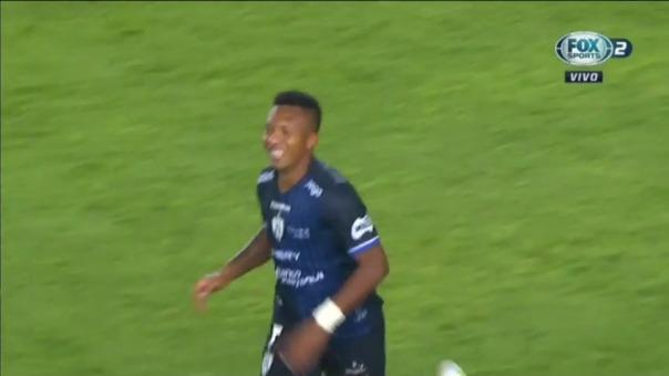 Universitario 0-1 Independiente del Valle: así que el gol de  Jhon Sánchez