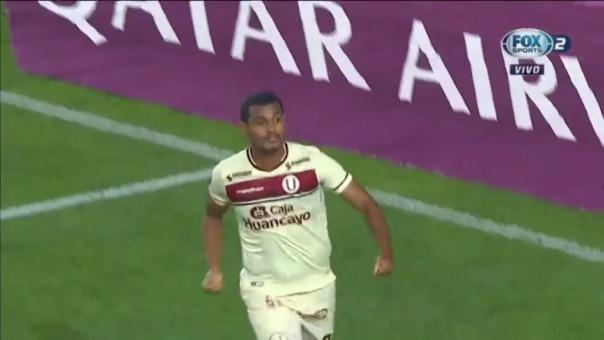 Nelinho Quina anotó el definitivo 3-2 de Universitario ante Independiente