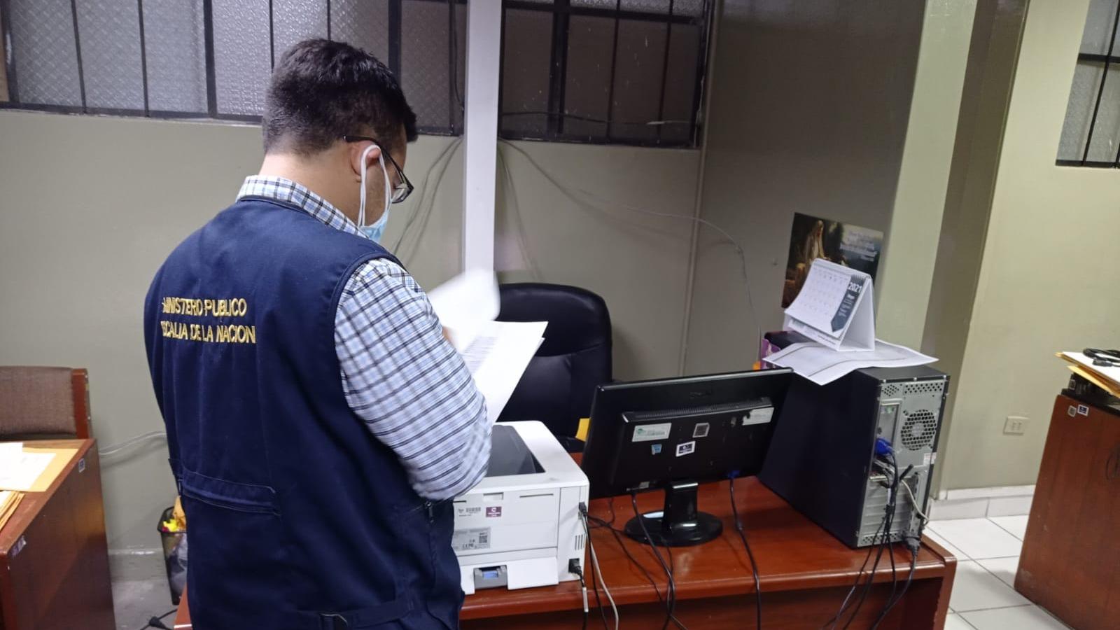 Fiscalía además allanó otros 10 inmuebles en Piura y Lima y dispuso el levantamiento del secreto de las comunicaciones a los investigados.