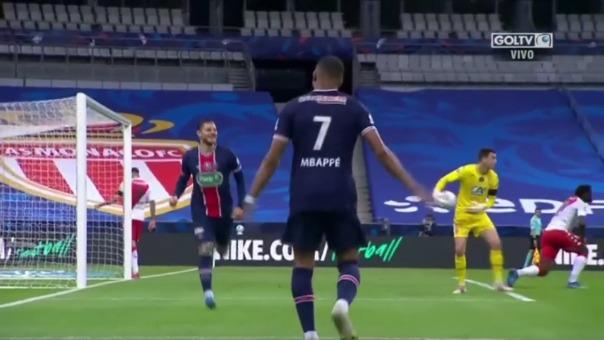 Así fue el gol de Mauro Icardi
