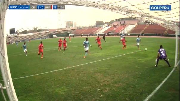 Sporting Cristal llega al partido tras vencer a Huancayo en la Liga 1