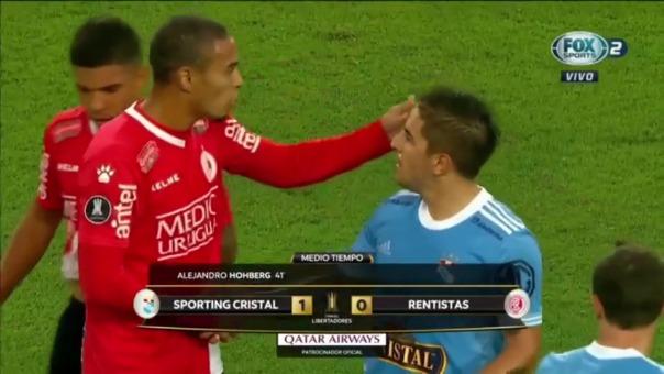 Sporting Cristal vs. Rentistas