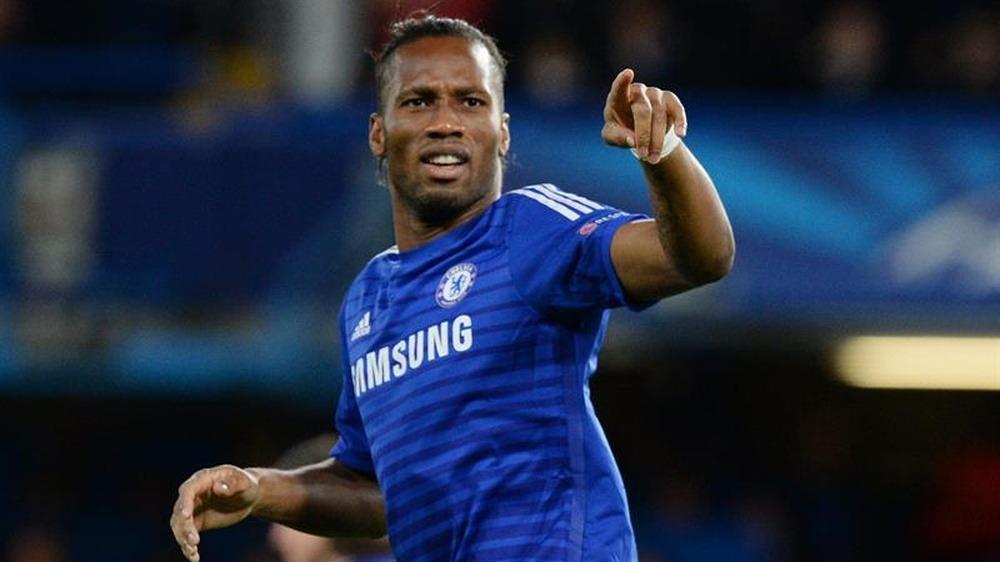 El mensaje de Didier Drogba previo al Manchester City vs. Chelsea.
