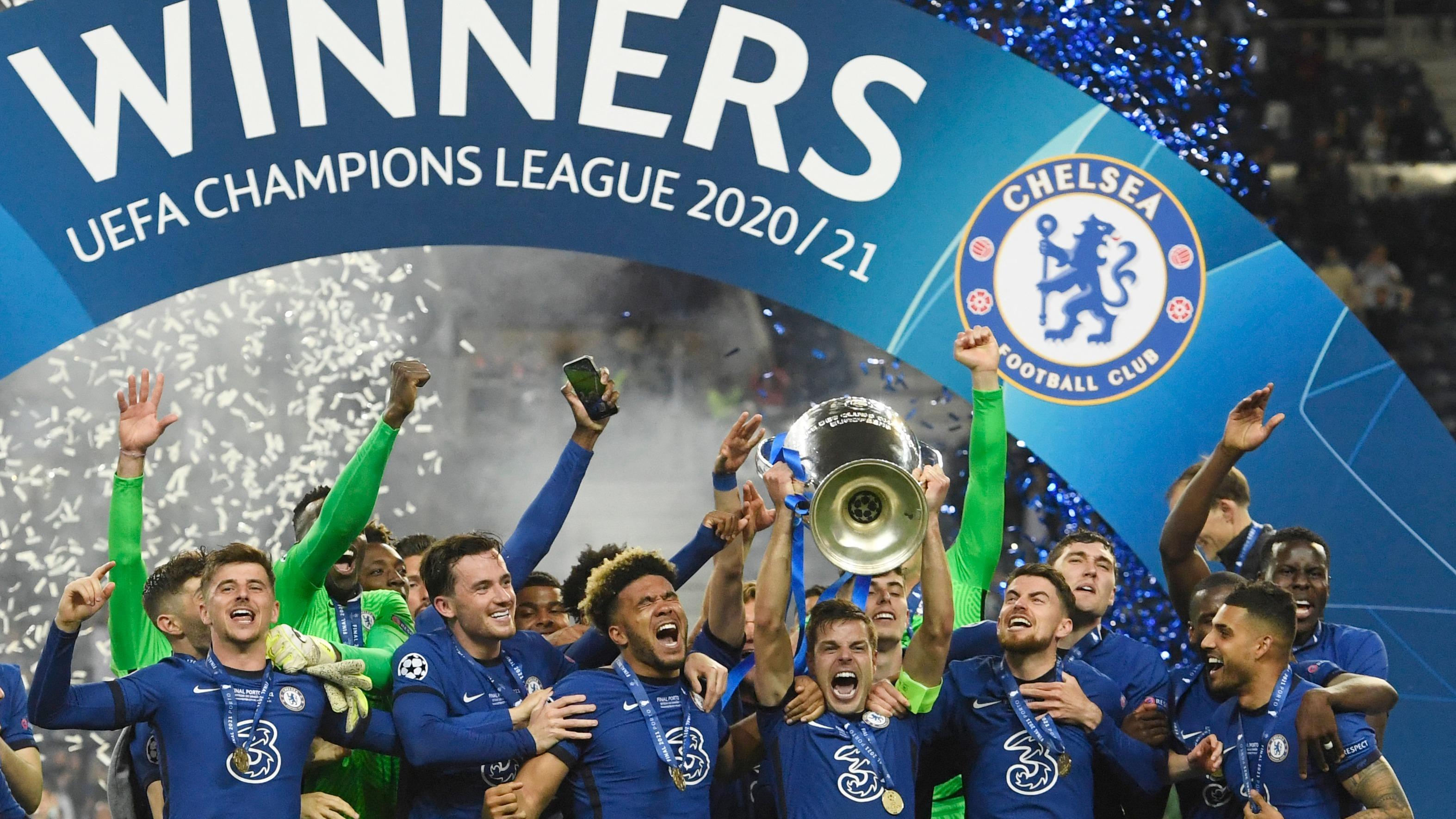 Chelsea fue una verdadera fiesta al ganar la Champions ante el City.
