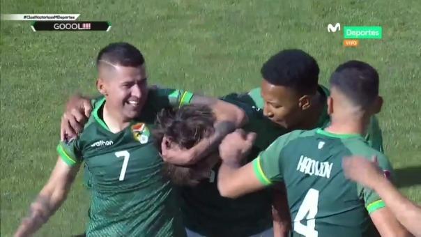 Bolivia 1-0 Venezuela: así fue el gol de Marcelo Martins