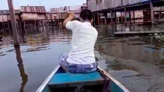 Según la oficina de Senamhi Loreto, está por terminar la temporada creciente de los ríos amazónicos.