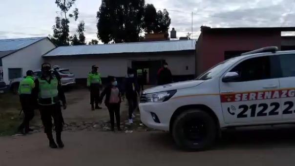 Un total de 18 personas fueron intervenidas por la Policía y el Serenazgo de Chilca.