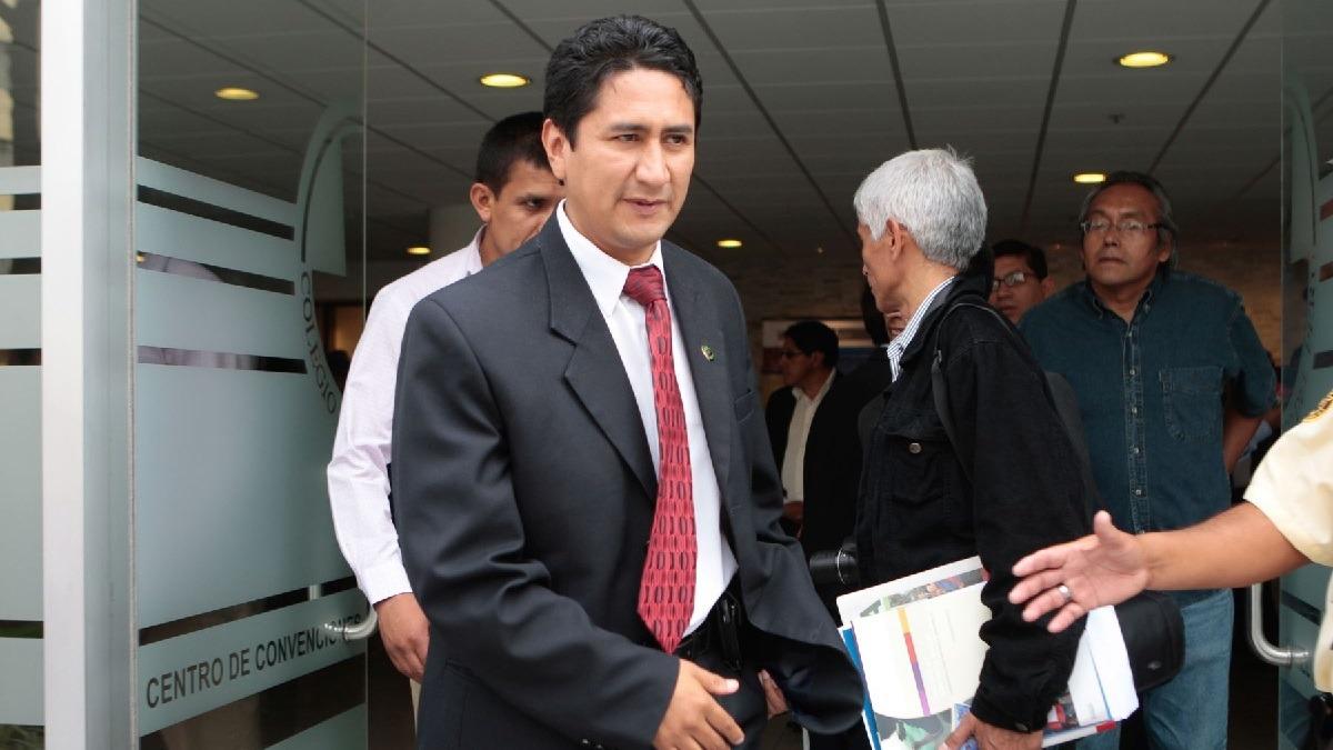 Juez ordenó anulación de sentencia contra Cerrón.