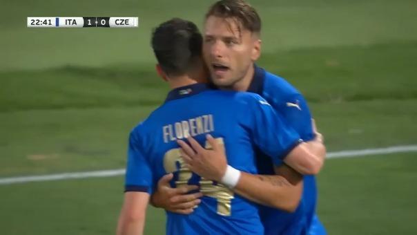 Ciro Immobile es la carta de gol de Italia para la Eurocopa 2021