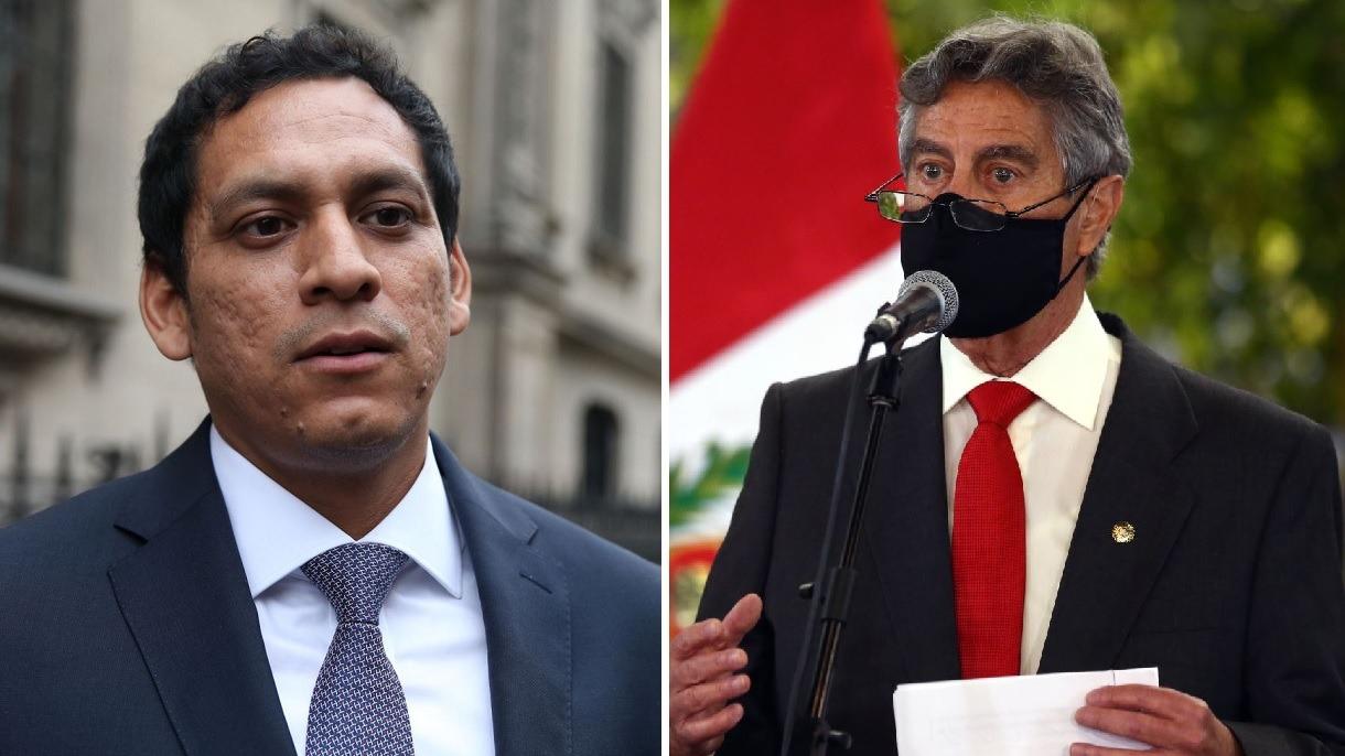 """Luis Valdez dice que Francisco Sagasti debería ser denunciado por  """"bloquear"""" la reforma constitucional   RPP Noticias"""