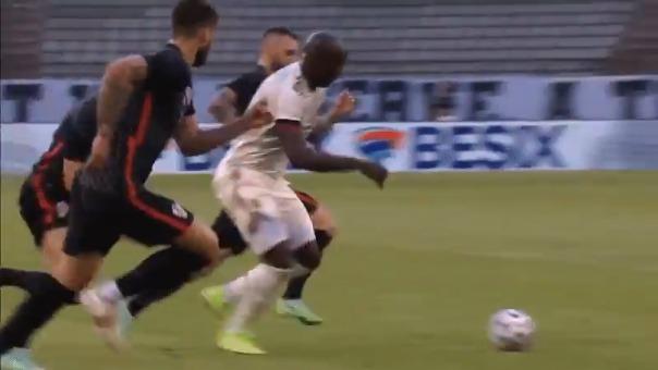 Romelu Lukaku es el referente de ataque de Bélgica para la Eurocopa 2021