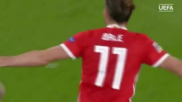 Gareth Bale es el goleador histórico de la Selección de Gales