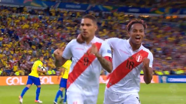 Brasil y Perú fueron los finalistas de la Copa América 2019