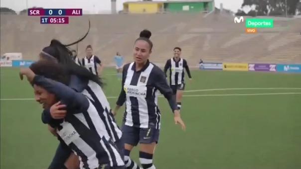 Alianza Lima 1-0 Sporting Cristal: así fue el gol de Tristán