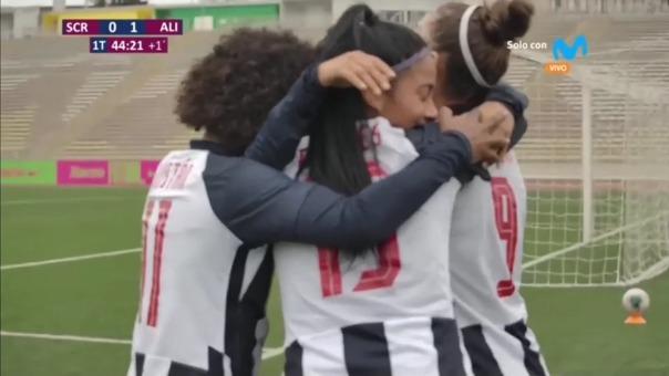 Alianza Lima 2-0 Sporting Cristal: así fue el gol de Sandy Dorador