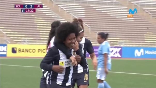 Alianza Lima 3-0 Sporting Cristal: así fue el segundo gol de Tristán