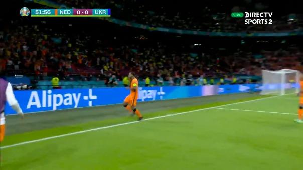 Gol de Georginio Wijnaldum