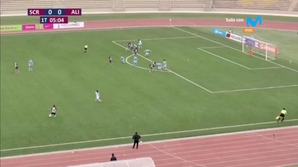 Miryam Tristán puso el 1-0 de Alianza Lima ante Sporting Cristal