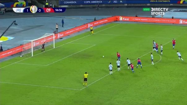 Gol de Chile