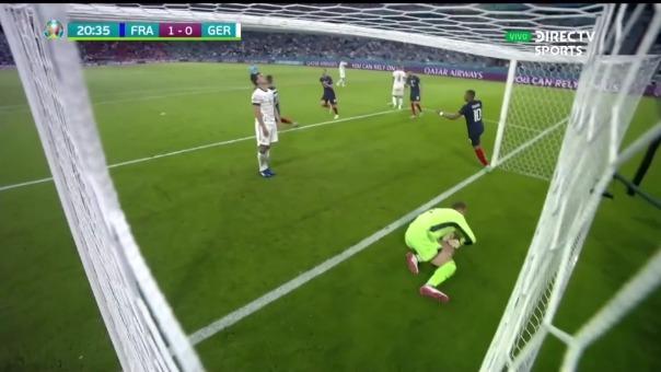 Francia 1-0 Alemania: así fue el autogol de Hummels