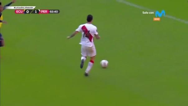 Gianluca Lapadula será titular en Perú ante Brasil