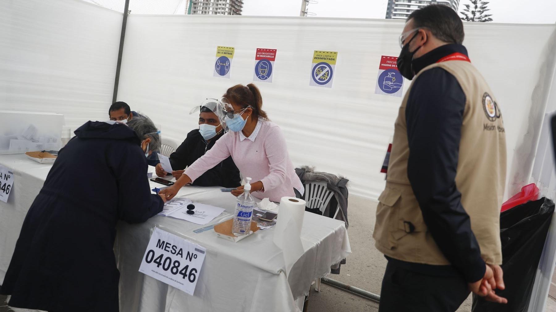 Fuerza Popular pide que se revise la ampliación de plazo para presentar pedidos de nulidad.
