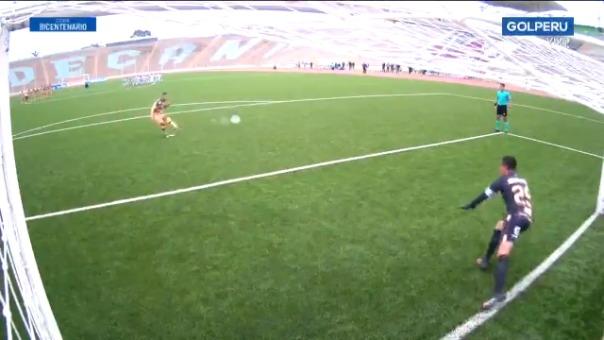 Cusco FC eliminó a Binacional en la Bicentenario por penales