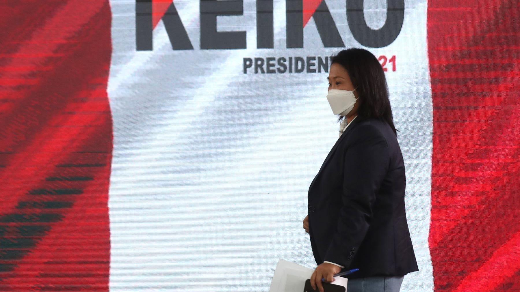 Óscar Urviola, abogado que defiende la causa que ha planteado Keiko Fujimori.