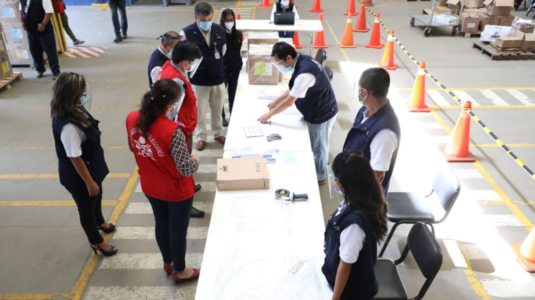 La segunda vuelta de las elecciones generales se realizó el 6 de junio.