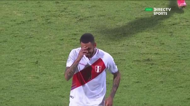Perú 1-0 Colombia: así fue el gol de Sergio Peña