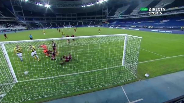 Ecuador 2-1 Venezuela: así fue el gol de Plata