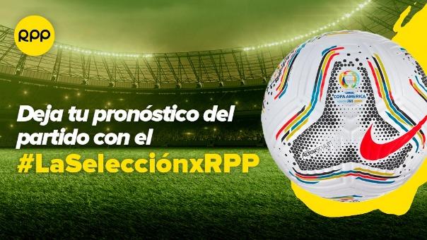 Participa y gana la pelota oficial de la Copa América.