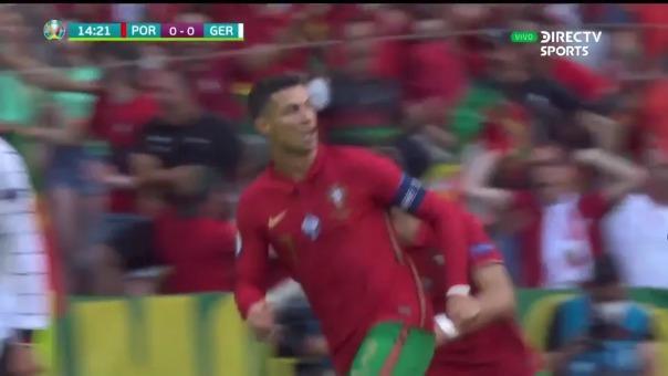 Cristiano Ronaldo lleva tres goles en la Eurocopa 2021