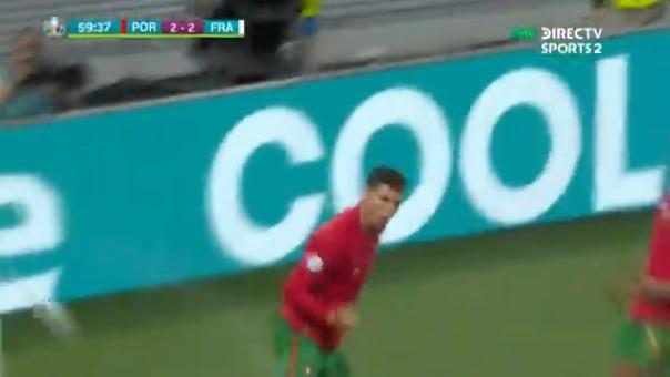Cristiano Ronaldo es el goleador de la Eurocopa 2021 con cinco goles
