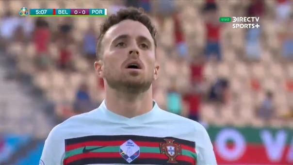Diogo Jota perdió gol.