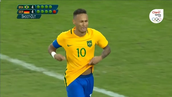 Brasil ganó el oro olímpico en los Juegos Olímpicos Río 2016