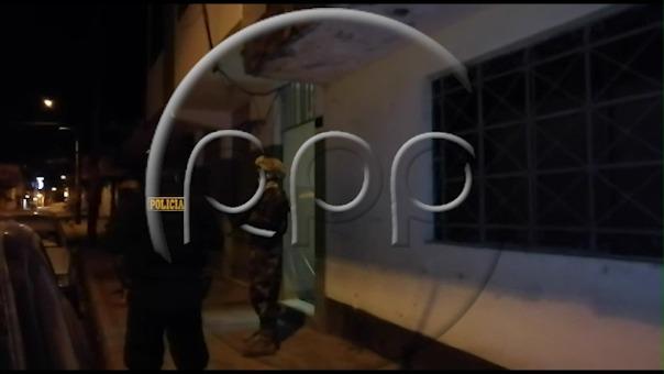 En el operativo fueron detenidos el alcalde provincial de Satipo Iván Olivera Meza y su asesor Víctor Tucto Pérez.