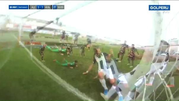 Alianza Lima 3-1 Ayacucho FC: así fue el gol de Aldair Rodríguez