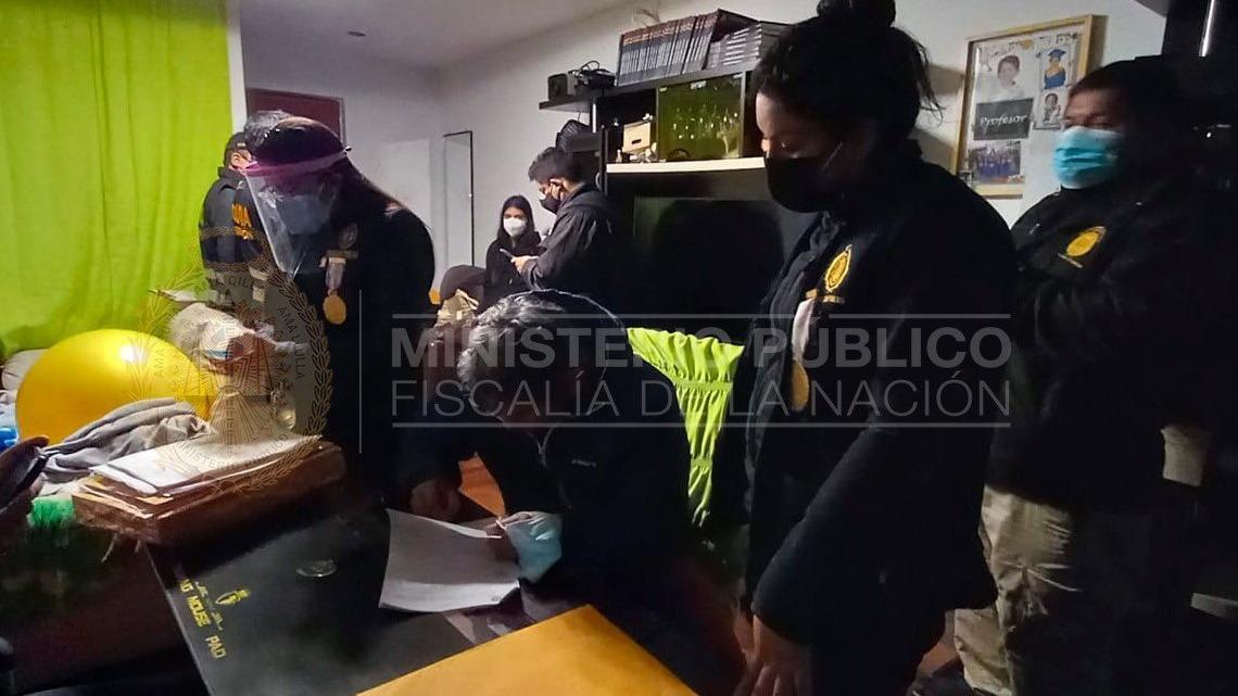 Detenidos por presunto cobro de camas UCI pasaron pruebas COVID.
