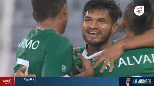 Eduardo Aguirre sentenció el triunfo 4-1 de México sobre Francia