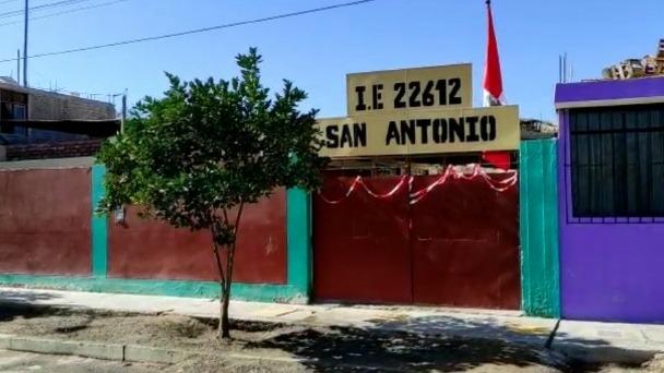 Autoridades del sector salud autorizaron que colegio vuelva abrir sus puertas.