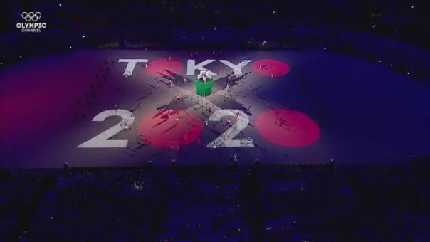 Así fue la ceremonia de clausura de Río 2016
