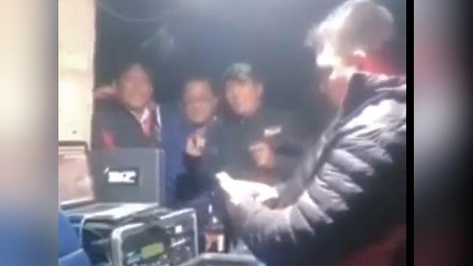 El alcalde de Huancayo, Juan Carlos Quispe Ledesma, confirmó que participó de una reunión junto a su familia por motivo de su cumpleaños