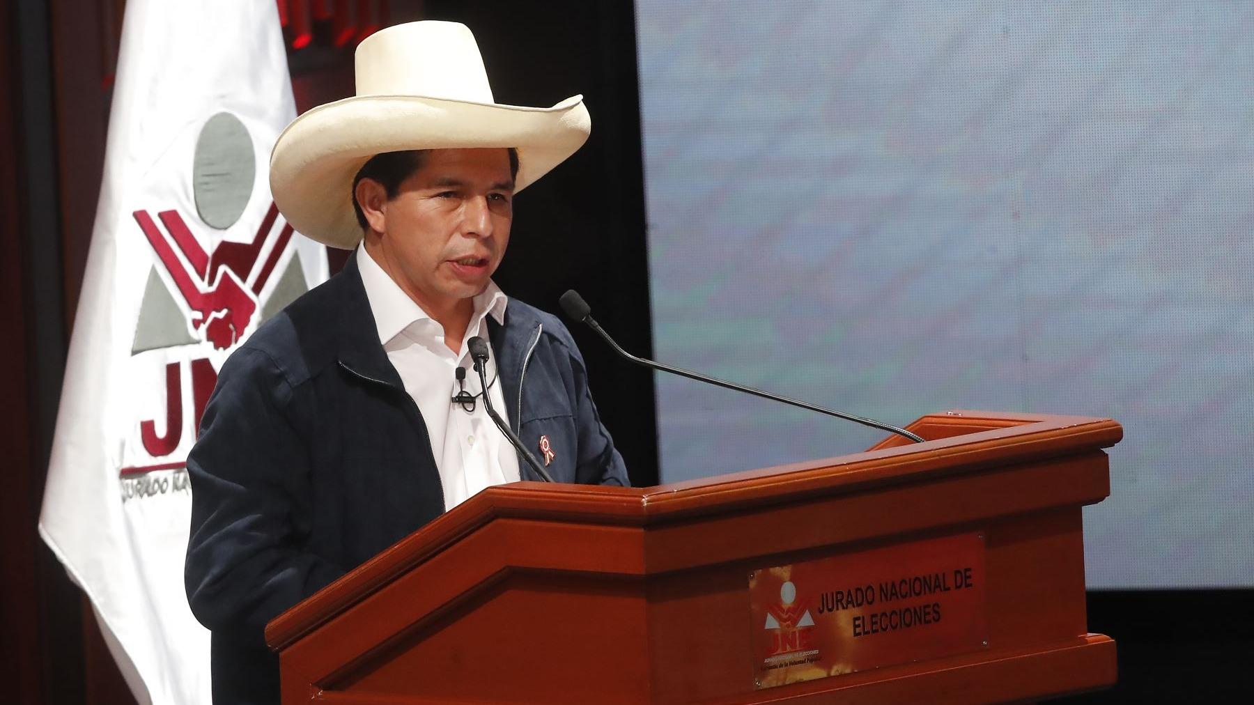 Expectativas por el inicio del gobierno de Pedro Castillo.