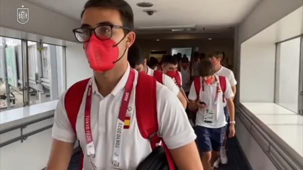 España acumula 4 puntos en el grupo C de Tokio 2020