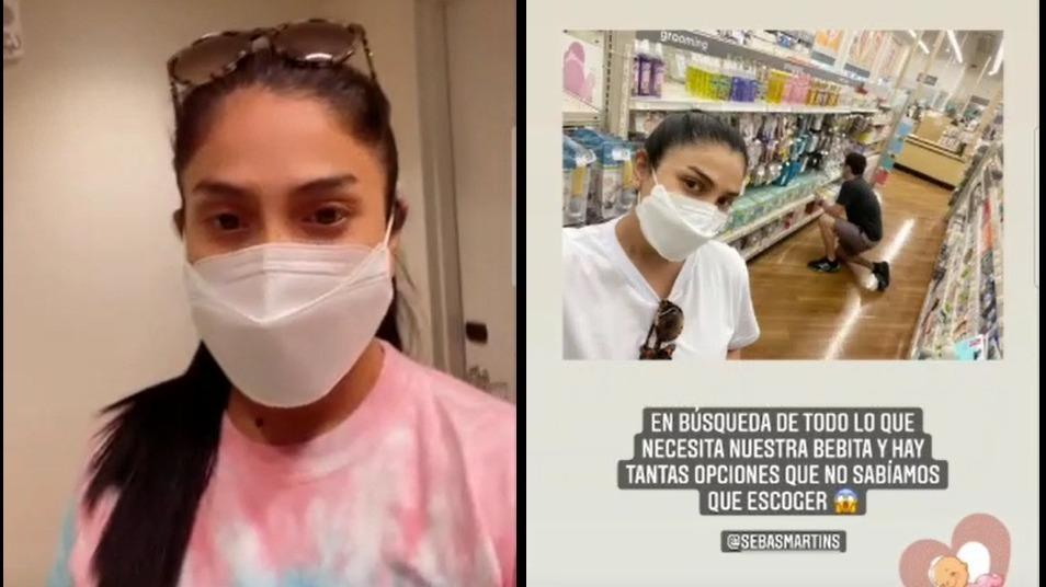 Maricarmen Marín pidió ayuda a sus seguidores.