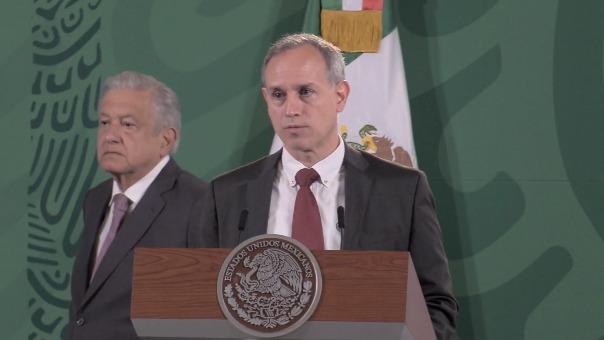 El estratega del Gobierno mexicano contra el coronavirus, Hugo López-Gatell,  hizo un llamado a la población para que se inmunice contra la COVID-19.