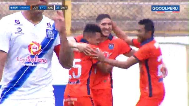 César Vallejo marcha invicto en la Fase 2 de la Liga 1